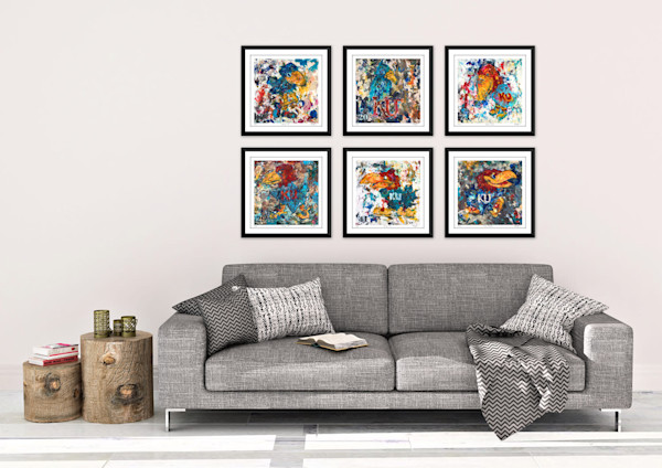 The Original Six, Limited Edition Prints