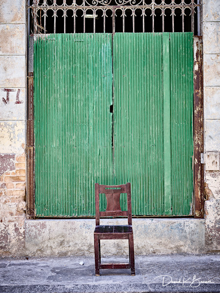 Take a seat in Cuba , Limited Edition