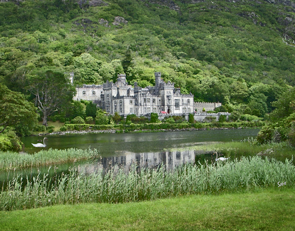 """Kylemore Abbey Art for Sale"""