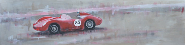 Ferrari Fine Art Prints by Steph Fonteyn