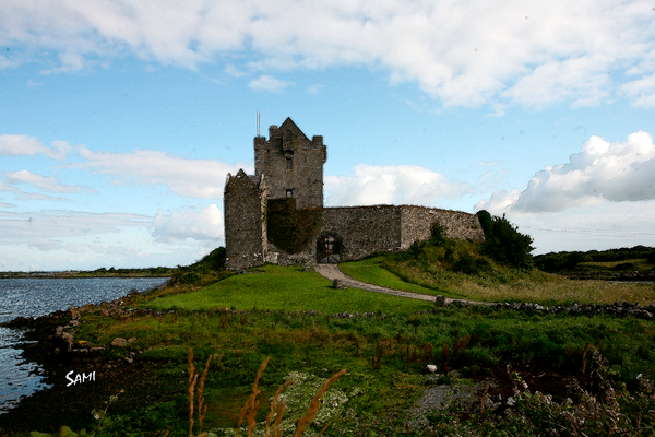 """Dunguaire Castle Photograph for Sale as Fine Art"""
