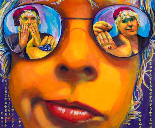 Which Pill? by Michelle Leivan | Kansas Art Gallery