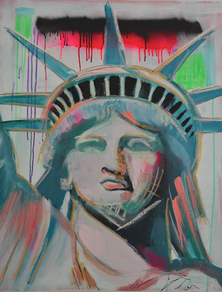 Statue of Liberty Fine Art Prints