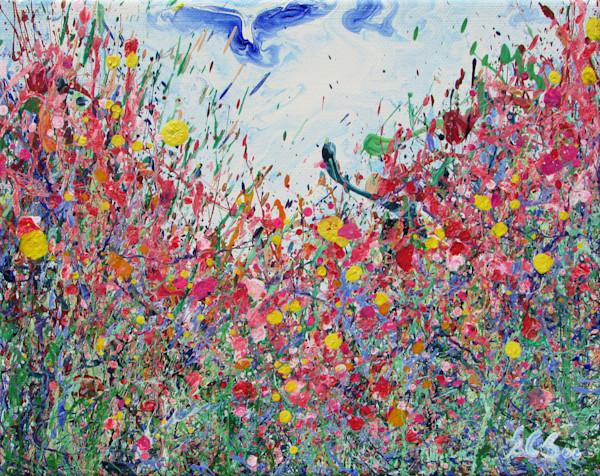 EnChanted/Abstract Floral Art/En Chuen Soo