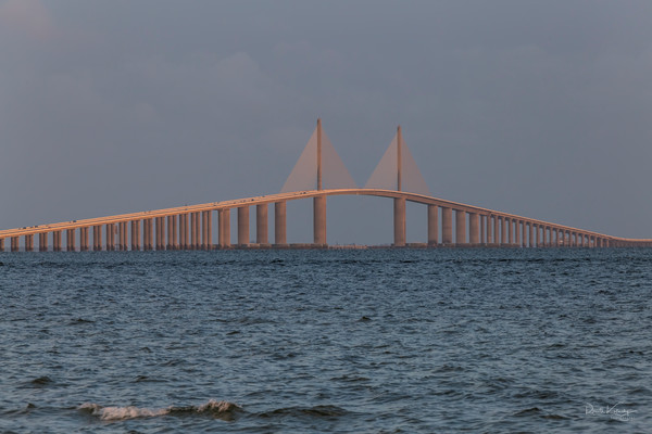 Sunshine Skyway Photographic Art