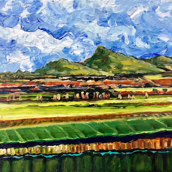 Train Views III by Vanessa Drew | SavvyArt Market Sale Of The Year Smalls