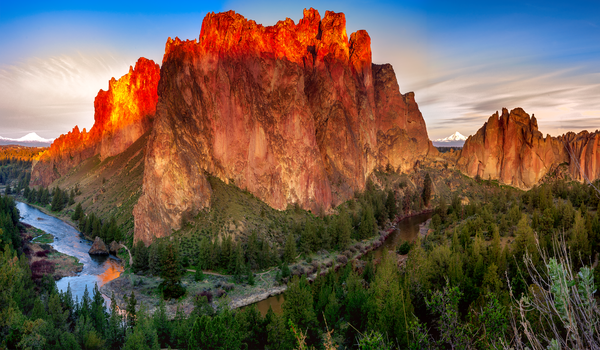 Seventh Wonder, Smith Rock State Park Oregon