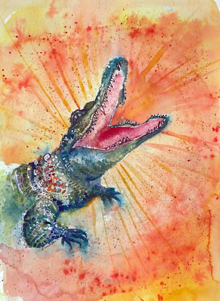 Fervid Gator 11x15