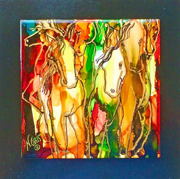 Hidden Horses XVI