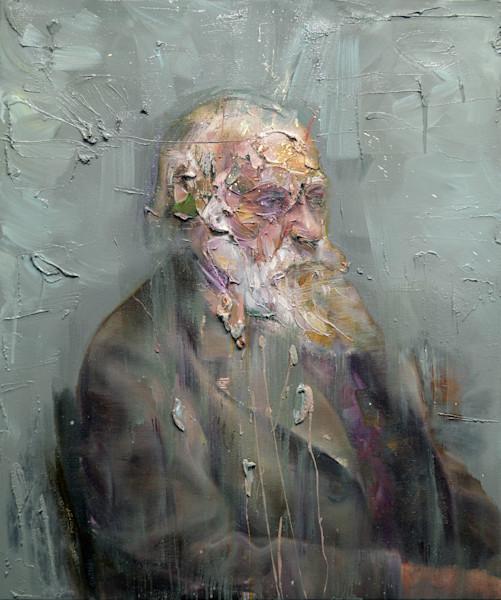 Charles Darwin par Mathieu Laca