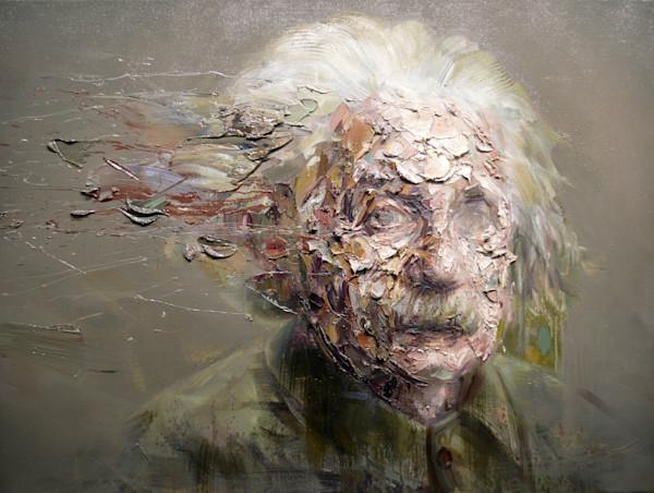 Albert Einstein par Mathieu Laca