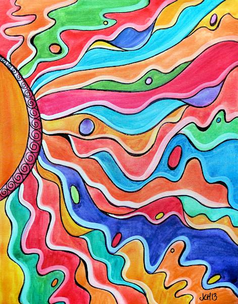 Hello Sunshine Art For Sale