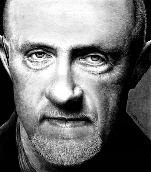 Jonathan Banks - Mike Ehrmantraut