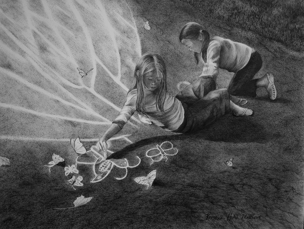 Metamorphosis Art | kristinahutchmatthews