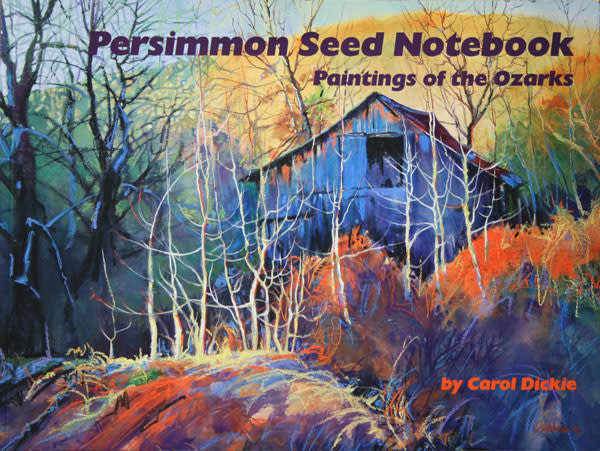 Persimmon Seed Notebook