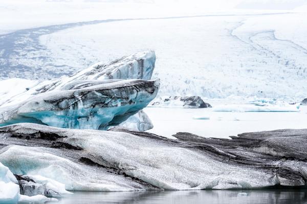 Jökulsárlón Glacier Lake