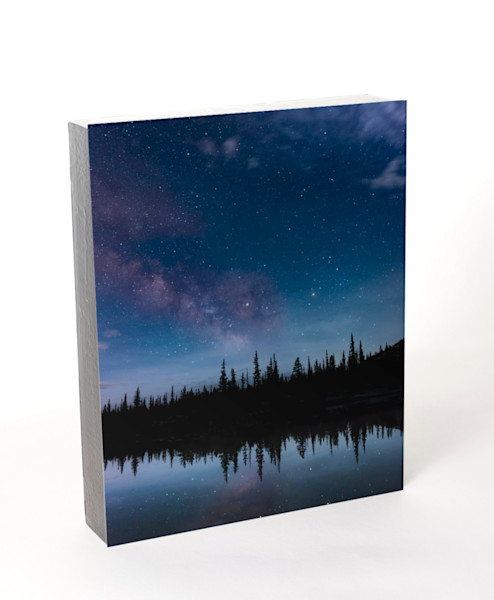 Milky Way Reflection (8x10)