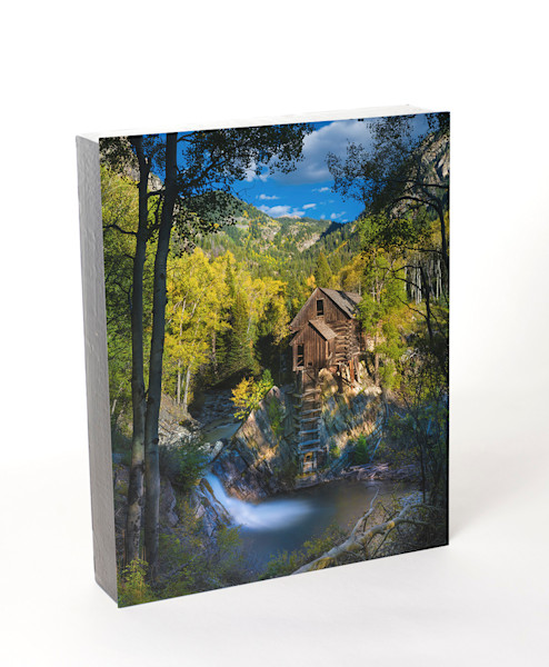 Crystal Mill (8x10)