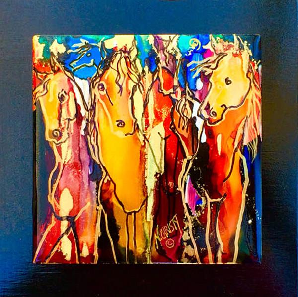 Hidden Horses XVII