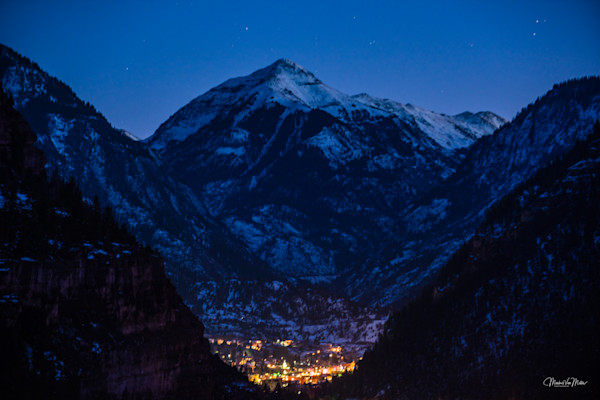 Markus Van Meter Alpine Photography-The Quintessential Mountain Town