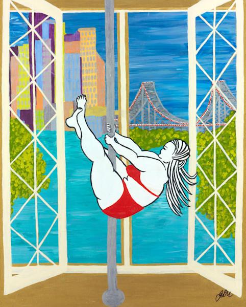 Pole Dancer - Original