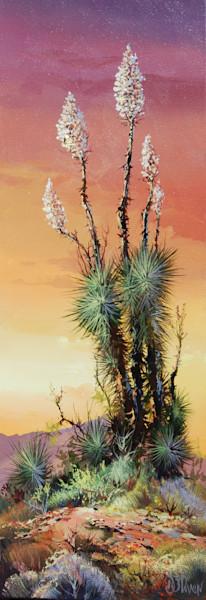 Soaptree Yucca Doug Oliver | Southwest Art | Tucson Gallery