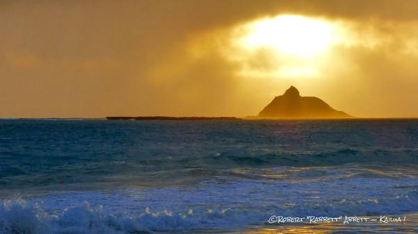 Vivid Blessed Hawaiian Waters | Robert Abbett Art