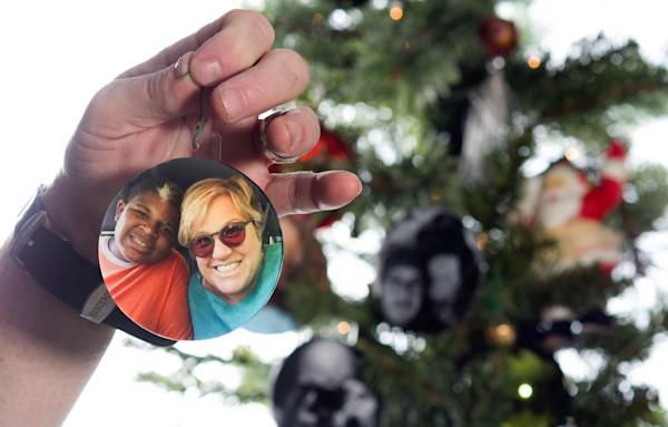 Acrylic Photo Ornament