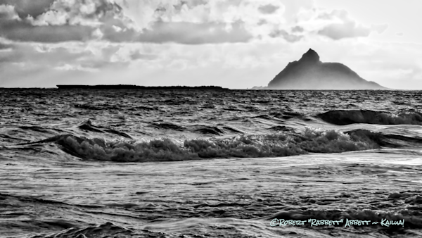 black and white photography, black and white, Robert Abbett hawaiian waters art! - Kailua