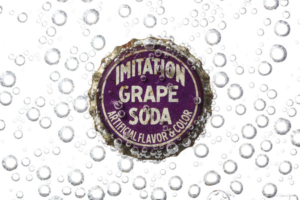 Imitation Grape Soda