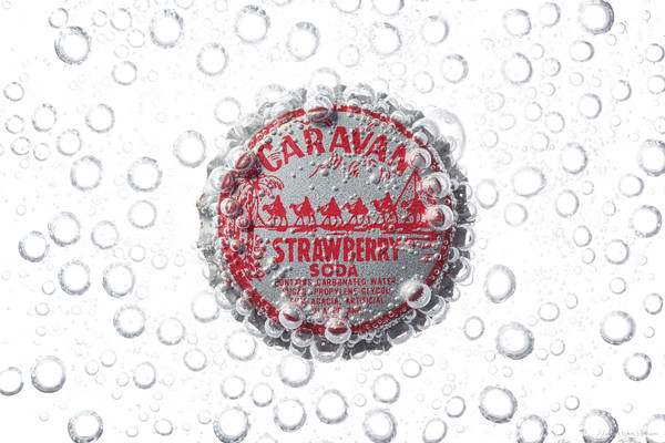 Caravan Strawberry Soda