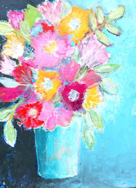 Blue Vase