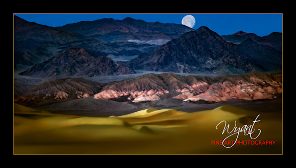 Moon Over Death Valley JW C copy