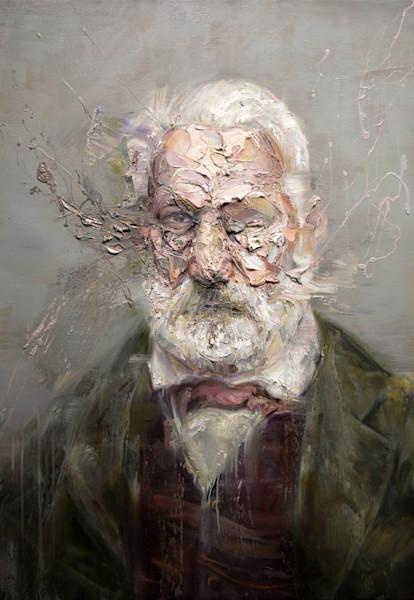 Victor Hugo par Mathieu Laca
