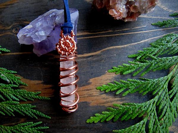 Quartz Point Necklace