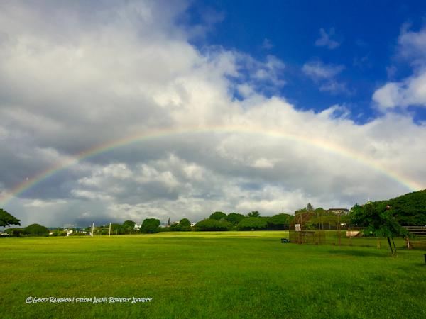 Waikiki Rainbow #2