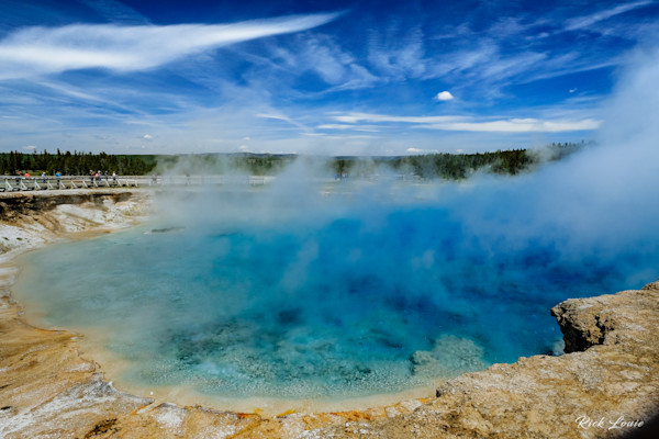 The Turquoise Pool