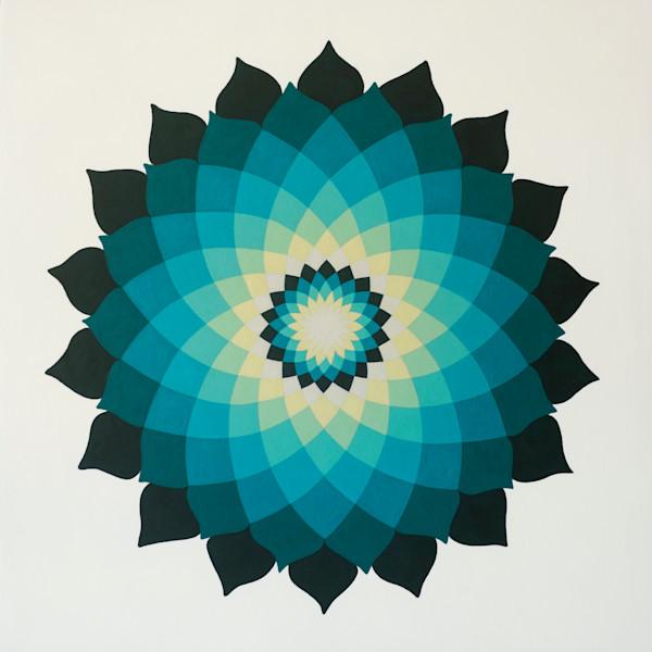 Mandala Collection   FireFlower Art
