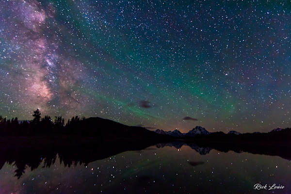 Milky Way at Oxbow Bend