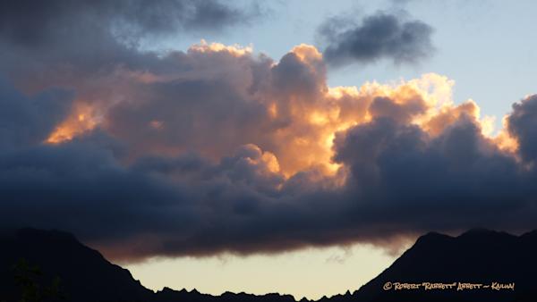 Great Big Firey Clouds!