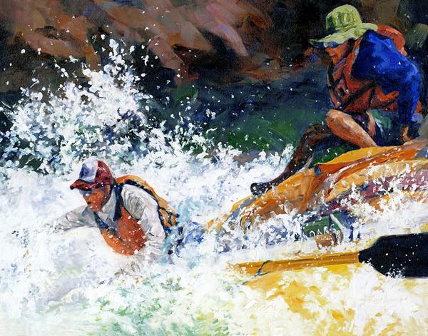 A Wild Ride on the Colorado River