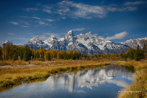 Grand Tetons Reflections