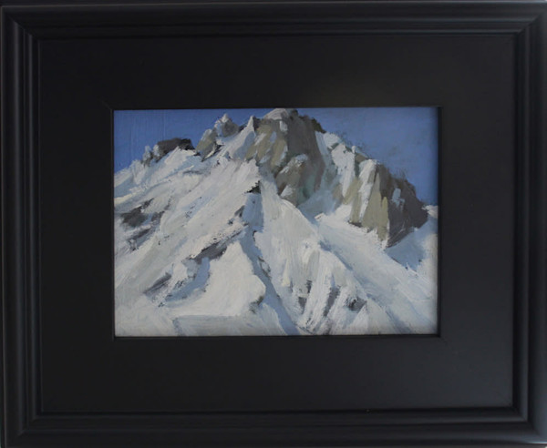 Mt. Morrison, California Plein Air Painting | Antrese Wood