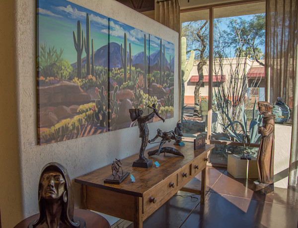 Virtual Tour | Southwest Art Gallery Tucson | Madaras