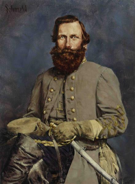 J.E.B. Stuart Art for Sale