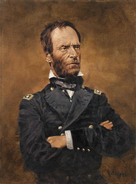 William T. Sherman Art for Sale