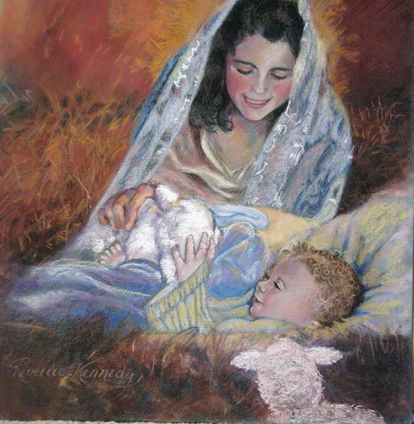 """Mary Had A Little Lamb"" by Reveille Kennedy 