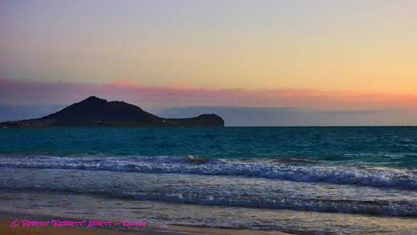 Kailua Hawaiian water photography Robert Abbett Art