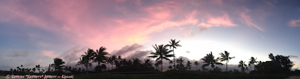 Panorama 1, panorama, Robert Abbett Art! Kailua Hawaii,  Fine Art Photography!