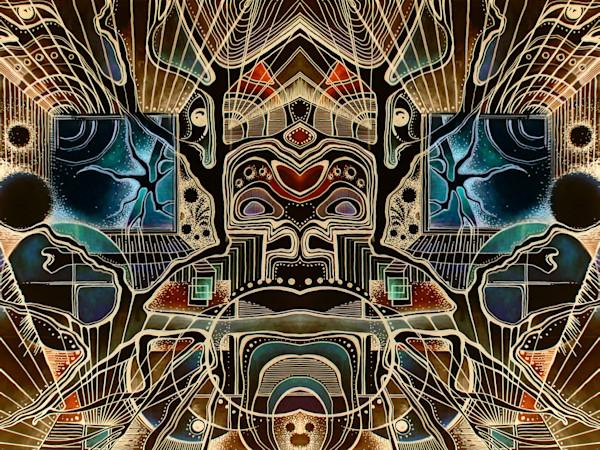 Kaleidoscopery - Fine Art Prints for Sale - The Art of Ishka Lha